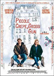 Piccole crepe, grossi guai di Pierre Salvadori - DVD