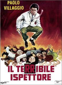 Il terribile ispettore di Mario Amendola - DVD