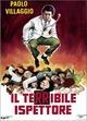 Cover Dvd DVD Il terribile ispettore