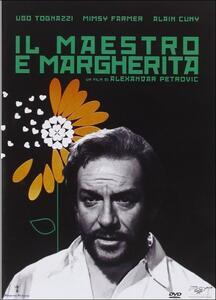 Il maestro e Margherita di Aleksandar Petrovic - DVD