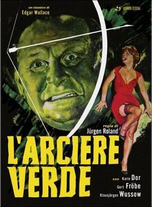 L' arciere verde di Jurgen Roland - DVD