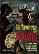 Cover Dvd La taverna dello squalo
