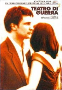 Cover Dvd Teatro di guerra (Blu-ray)