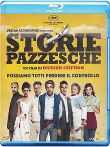 Storie pazzesche di Damián Szifrón - Blu-ray