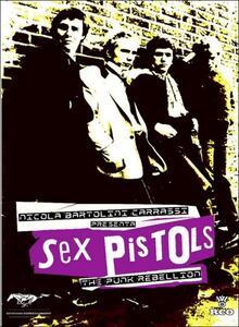 The Sex Pistols. The Punk Rebellion - DVD
