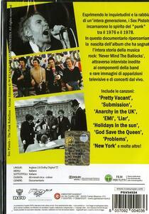 The Sex Pistols. The Punk Rebellion - DVD - 2