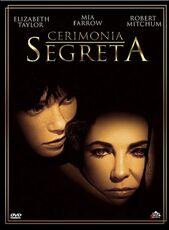 Film Cerimonia segreta Joseph Losey