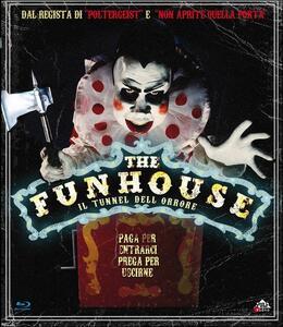 The Funhouse. Il tunnel dell'orrore di Tobe Hooper - Blu-ray