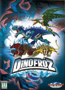 Dinofroz. Stagione 1. Vol. 3 di Orlando Corradi - DVD