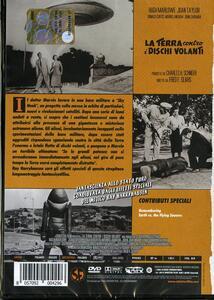 La Terra contro i dischi volanti di Fred F. Sears - DVD - 2