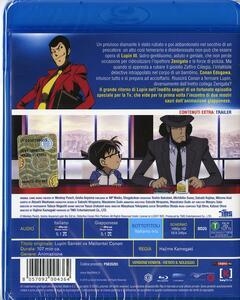 Lupin III vs Detective Conan di Hajime Kamegaki - Blu-ray - 2