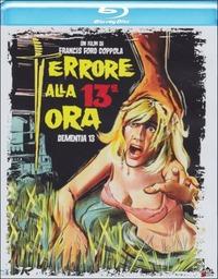 Cover Dvd Terrore alla tredicesima ora (Blu-ray)