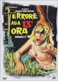 Cover Dvd Terrore alla tredicesima ora (DVD)