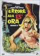Cover Dvd Terrore alla tredicesima ora