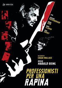 Professionisti per una rapina di Harald Reinl - DVD