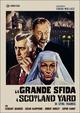 Cover Dvd DVD La grande sfida a Scotland Yard