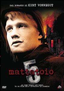 Mattatoio 5 di George Roy Hill - DVD