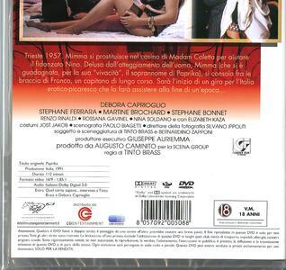 Paprika di Tinto Brass - DVD - 2