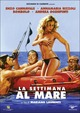 Cover Dvd DVD La settimana al mare