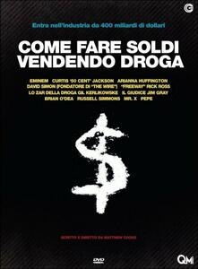 Come fare soldi vendendo droga di Matthew Cooke - DVD
