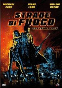 Cover Dvd Strade di fuoco (Blu-ray)