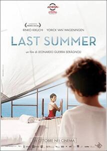 Last Summer di Leonardo Guerra Seràgnoli - DVD