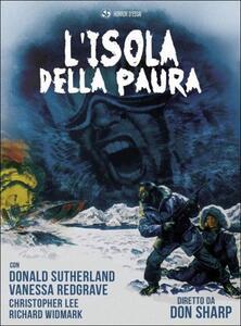 L' isola della paura di Don Sharp - DVD
