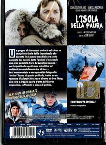 L' isola della paura di Don Sharp - DVD - 2