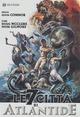Cover Dvd DVD Le sette città di Atlantide