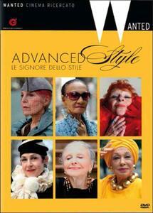 Advanced Style. Le signore dello stile di Lina Plioplyte - DVD