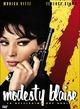 Cover Dvd Modesty Blaise, la bellissima che uccide