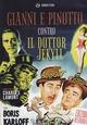 Cover Dvd Gianni e Pinotto contro il dr. Jekyll