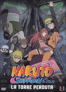 Naruto Shippuden. Il film. La torre perduta di Masahiko Murata - DVD