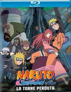 Film Naruto Shippuden. Il film. La torre perduta Masahiko Murata