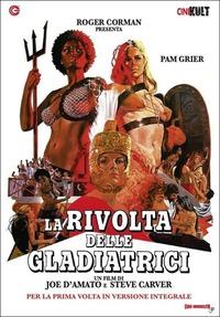 Locandina La Rivolta delle Gladiatrici