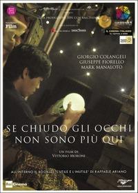 Cover Dvd Se chiudo gli occhi non sono più qui (DVD)