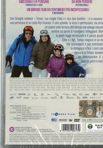 Forza maggiore di Ruben Östlund - DVD - 2