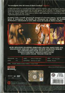L' uomo, la donna, la bestia. Spell - Dolce mattatoio di Alberto Cavallone - DVD - 2