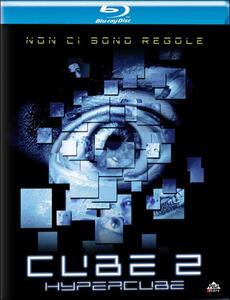 Hypercube. Cubo 2 di Andrzej Sekula - Blu-ray