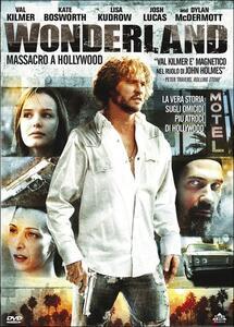 Wonderland di James Cox - DVD