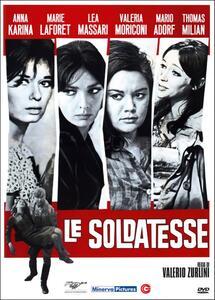 Le soldatesse di Valerio Zurlini - DVD