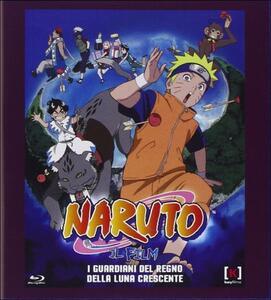 Film Naruto. Il film. I guardiani del regno della luna crescente Toshiyuki Tsuru