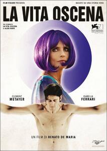 La vita oscena di Renato De Maria - DVD