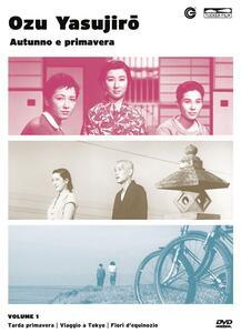 Collezione Yasujiro Ozu. Vol. 1 (3 DVD) di Yasujiro Ozu