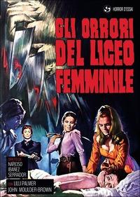 Cover Dvd orrori del liceo femminile (DVD)