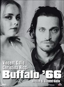 Buffalo '66 di Vincent Gallo - DVD