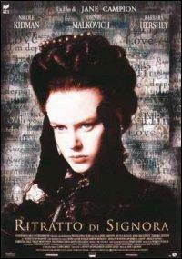 Cover Dvd Ritratto di signora (DVD)