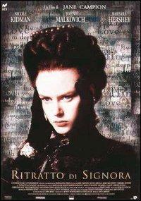Cover Dvd Ritratto di signora (Blu-ray)