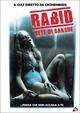 Cover Dvd DVD Rabid sete di sangue