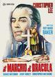 Cover Dvd Il marchio di Dracula